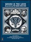 Cover icon of Where Is The Love sheet music for voice, piano or guitar by Black Eyed Peas and Will Adams, intermediate voice, piano or guitar