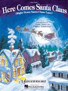 Cover icon of Here Comes Santa Claus (Right Down Santa Claus Lane), (easy) sheet music for piano solo by Gene Autry and Oakley Haldeman, easy