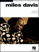 Cover icon of Somethin' Else sheet music for piano solo by Miles Davis, intermediate piano