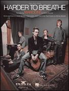 Cover icon of Harder To Breathe sheet music for voice, piano or guitar by Maroon 5, Adam Levine, James Valentine and Jesse Carmichael, intermediate skill level