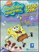 Cover icon of SpongeBob SquarePants Theme Song sheet music for voice, piano or guitar by Mark Harrison, Blaise Smith and Steve Hillenburg, intermediate