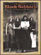 Cover icon of Black Sabbath sheet music for guitar solo (easy tablature) by Black Sabbath and Ozzy Osbourne, easy guitar (easy tablature)