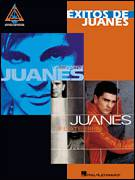 Cover icon of Luna sheet music for guitar (tablature) by Juanes and Juan Esteban Aristizabal, intermediate skill level