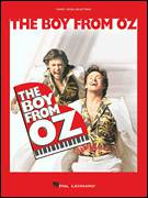 Cover icon of If You Were Wondering sheet music for voice, piano or guitar by Peter Allen and The Boy From Oz (Musical), intermediate
