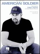 Cover icon of American Soldier sheet music for voice, piano or guitar by Toby Keith, intermediate voice, piano or guitar