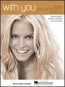 Cover icon of With You sheet music for voice, piano or guitar by Jessica Simpson, Andy Marvel and Billy Mann