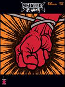 Cover icon of St. Anger sheet music for guitar solo (easy tablature) by Metallica, easy guitar (easy tablature)