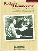 Cover icon of Younger Than Springtime sheet music for piano solo (big note book) by Rodgers & Hammerstein, Oscar II Hammerstein and Richard Rodgers, easy piano (big note book)