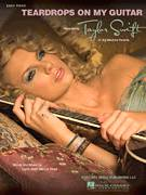 Cover icon of Teardrops On My Guitar sheet music for piano solo by Taylor Swift and Liz Rose, easy skill level