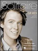 Cover icon of Solitaire sheet music for voice, piano or guitar by Clay Aiken, Carpenters and Neil Sedaka, intermediate
