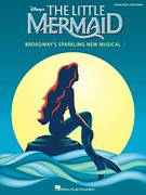 Cover icon of Fathoms Below (Stage Show) sheet music for voice, piano or guitar by Alan Menken, The Little Mermaid (Musical), Glenn Slater and Howard Ashman, intermediate skill level