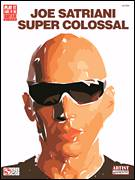 Cover icon of Super Colossal sheet music for guitar (tablature) by Joe Satriani, intermediate skill level