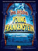 Cover icon of The Brain sheet music for voice, piano or guitar by Mel Brooks, Young Frankenstein (Musical) and Thomas Meehan, intermediate skill level