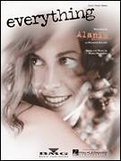Cover icon of Everything sheet music for voice, piano or guitar by Alanis Morissette, intermediate skill level