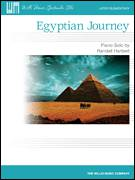 Cover icon of Egyptian Journey sheet music for piano solo (elementary) by Randall Hartsell, beginner piano (elementary)
