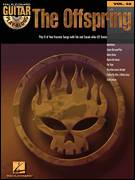 Cover icon of Gone Away sheet music for guitar (tablature, play-along) by The Offspring and Dexter Holland, intermediate skill level