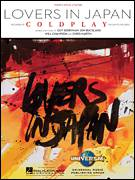 Cover icon of Lovers In Japan sheet music for voice, piano or guitar by Coldplay, Chris Martin, Guy Berryman, Jon Buckland, Jon Hopkins and Will Champion, intermediate skill level