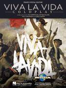 Cover icon of Viva La Vida sheet music for voice, piano or guitar by Coldplay, Chris Martin, Guy Berryman, Jon Buckland and Will Champion, intermediate skill level