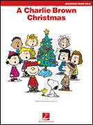 Cover icon of Christmas Is Coming sheet music for piano solo (big note book) by Vince Guaraldi, easy piano (big note book)