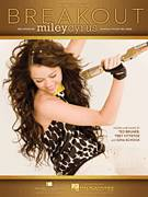 Cover icon of Breakout sheet music for voice, piano or guitar by Miley Cyrus and Ted Bruner