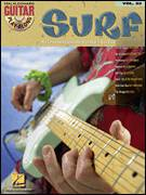 Cover icon of Surf City sheet music for guitar (tablature, play-along) by Jan & Dean, Brian Wilson and Jan Berry, intermediate skill level