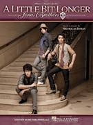 Cover icon of A Little Bit Longer sheet music for voice, piano or guitar by Jonas Brothers and Nicholas Jonas, intermediate