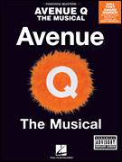 Cover icon of My Girlfriend, Who Lives In Canada sheet music for voice, piano or guitar by Avenue Q, Jeff Marx and Robert Lopez, intermediate
