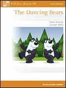 Cover icon of The Dancing Bears sheet music for piano solo (elementary) by Carolyn Miller, beginner piano (elementary)