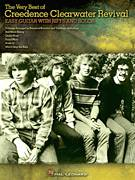 Cover icon of Bad Moon Rising sheet music for guitar solo (easy tablature) by Creedence Clearwater Revival and John Fogerty, easy guitar (easy tablature)