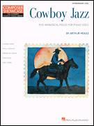 Cover icon of Cowboy Karen sheet music for piano solo (elementary) by Arthur Houle, beginner piano (elementary)