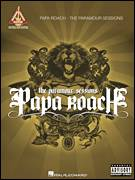Cover icon of Roses On My Grave sheet music for guitar (tablature) by Papa Roach, David Buckner, Jacoby Shaddix, Jerry Horton and Tobin Esperance, intermediate skill level