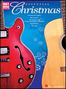 Cover icon of Here Comes Santa Claus (Right Down Santa Claus Lane) sheet music for guitar solo (easy tablature) by Gene Autry, Christmas carol score, easy guitar (easy tablature)