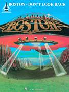 Cover icon of A Man I'll Never Be sheet music for guitar (tablature) by Boston and Tom Scholz, intermediate