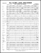 Cover icon of All Glory, Laud, And Honor (with Hosanna, Loud Hosanna) (COMPLETE) sheet music for full orchestra by David Winkler, intermediate