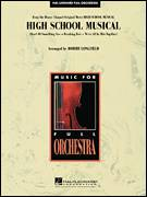 Cover icon of High School Musical (COMPLETE) sheet music for full orchestra by Robert Longfield, intermediate skill level