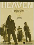 Cover icon of Heaven sheet music for voice, piano or guitar by Los Lonely Boys, intermediate voice, piano or guitar