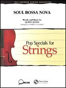 Cover icon of Soul Bossa Nova (COMPLETE) sheet music for orchestra by Quincy Jones and Robert Longfield