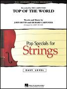 Cover icon of Top of the World (COMPLETE) sheet music for orchestra by John Bettis, Richard Carpenter, Carpenters and Larry Moore, intermediate