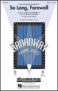 Cover icon of So Long, Farewell (from The Sound Of Music) sheet music for choir (SATB: soprano, alto, tenor, bass) by Richard Rodgers, Oscar II Hammerstein and Ed Lojeski, intermediate