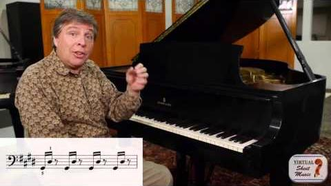 How to Play the Left Hand Softly in the 3rd Movement of the Moonlight Sonata