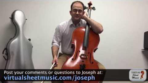 How to Play Harmonics on the Cello