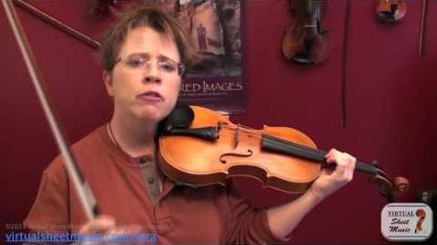 How to approach vibrato on the violin