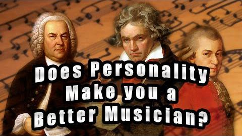 Does Personality Make You a Better Musician?