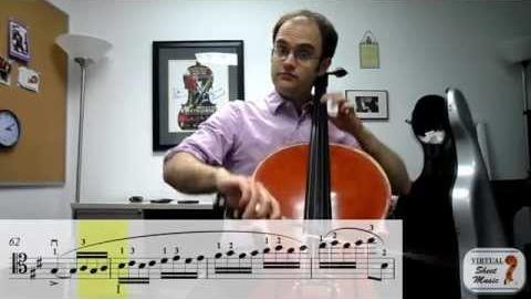 How to Play Fast on the Cello