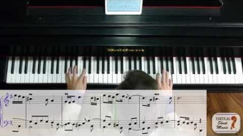 How to Play Bach's French Suites - Sarabande of the 5th Suite