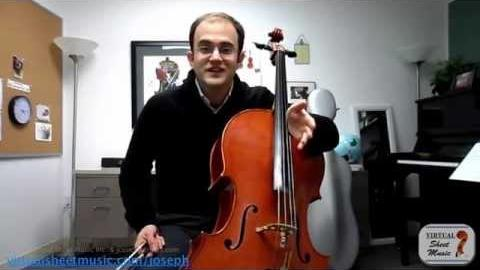 The Best Posture for Playing the Cello