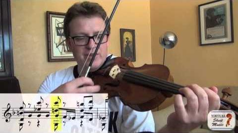 How to play the Bach's Fugue in G minor