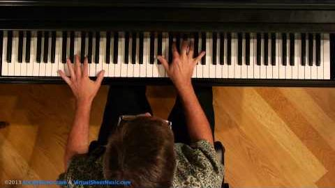 How to Play Chords on the Piano - Part 1