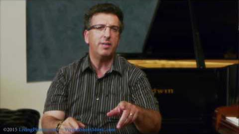 Interview with Pianist Jeffrey Beigel