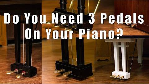 Do You Need Three Pedals on a Piano?